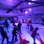 End of term ice skating party!!!